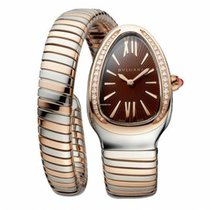 Bulgari Serpenti 103071 SP35C11SPGD.1T 2019 new