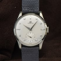 Gübelin Or blanc 34mm Remontage manuel occasion France, Paris
