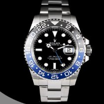 Rolex GMT-Master II Steel 40mm Black No numerals South Africa, Pretoria