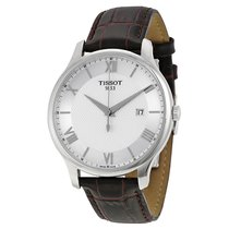 Tissot T0636101603800 Steel 2019 Tradition 42mm new