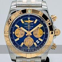 Breitling Chronomat 44 Gold/Stahl 44mm Blau Deutschland, München