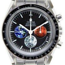Omega Speedmaster Professional Moonwatch Ατσάλι 42mm Μαύρο Xωρίς ψηφία Ελλάδα, GLYFADA