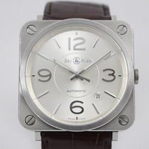 Bell & Ross Steel 38mm Automatic 31W0087 pre-owned