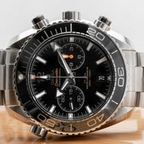 Omega Seamaster Planet Ocean Chronograph new Automatic Watch with original box and original papers 215.30.46.51.01.001