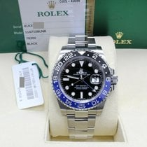 Rolex GMT-Master II 116710BLNR 2016 pre-owned