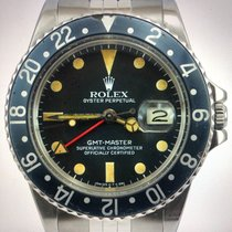 Rolex GMT-Master 16750 God Stål 40mm Automatisk Danmark, hellerup