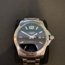 Longines Conquest L3.659.4.58.6 pre-owned