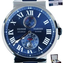 Ulysse Nardin Marine Chronometer 43mm 263-67 подержанные