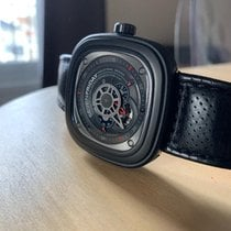 Sevenfriday Acier 47.6mm Remontage automatique SF-P3/01 occasion France, VINCENNES