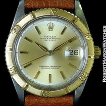 Rolex Datejust Thunderbird 1625 18k/steel 1960