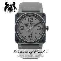 fb4fe6290 Bell & Ross Br 03-92 Nightlum for £2,463 for sale from a Trusted ...