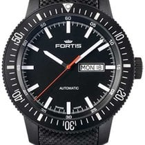 Fortis B-42 Monolith Day/Date
