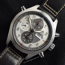 IWC 371802 Pilot Chronograph Spitfire with box & card