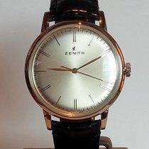 Zenith Elite 6150 Acero 42mm Plata Sin cifras