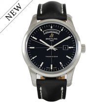 Breitling Transocean Day Date A4531012 NEW