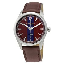 Hamilton Men's H43515875 Broadway Day Date Auto Watch