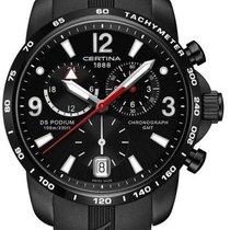 Certina DS Podium Chronograph GMT C001.639.17.057.00