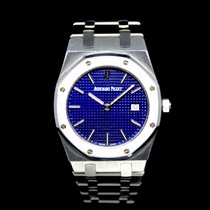 Audemars Piguet Royal Oak Medium blue dial