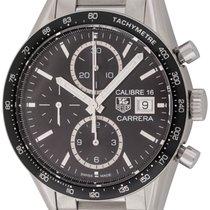 TAG Heuer : Carrera Chronograph 'Fangio' :  CV201AJ.BA0794 : ...