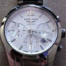 Longines - Conquest Classic Automatic Chronograph - L2.786.4 -...