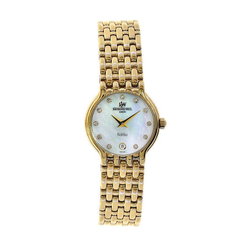 Pre-owned Raymond Weil watches  dbee65ac7b