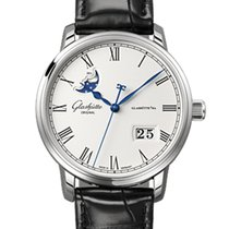Glashütte Original Senator Panorama Date Moon Phase 1-00-04-32-12-04 2020 new