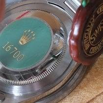Rolex GMT-Master neu 40mm Stahl