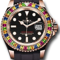Rolex 116695 SATS Or rose Yacht-Master 40mm