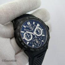 TAG Heuer Carrera Heuer-02T Titanium 45mm Black United States of America, Florida, Orlando