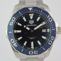 TAG Heuer Aquaracer 300M #A3476 Stahlband, Box, Papiere