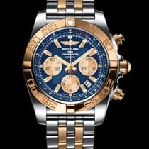 Breitling Chronomat 44 Gold/Steel 44mm United States of America, Iowa