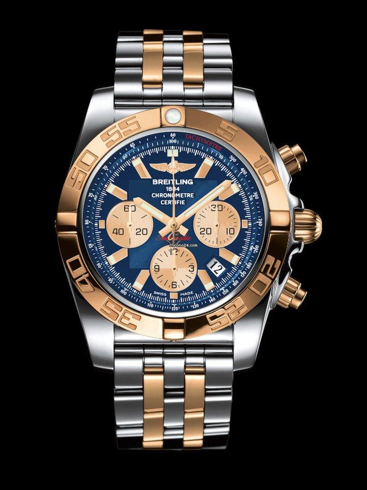 de558059 Breitling Chronomat 44 - all prices for Breitling Chronomat 44 watches on  Chrono24