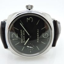 Panerai PAM380 Staal 2010 Radiomir Black Seal 45mm tweedehands