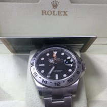 Rolex Explorer II new 2014 Automatic Watch with original box and original papers 216570