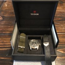 Tudor Black Bay Steel pre-owned 41mm Steel