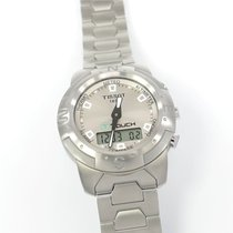 Tissot Steel 41mmmm Quartz Z251/351 pre-owned United Kingdom, Plymouth