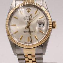 Rolex Datejust Gold/Steel 36mm No numerals United Kingdom, Middlesbrough
