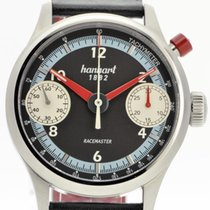 Hanhart Steel 45mm Automatic 737.670-0010 pre-owned