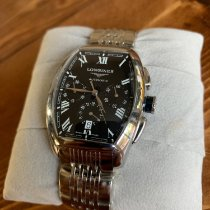 Longines Evidenza Steel 35mm Black Arabic numerals United States of America, Washington, Seattle