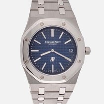 Audemars Piguet Royal Oak Jumbo Titane 39mm Bleu