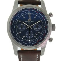 Breitling Transocean Unitime Pilot Steel Blue United States of America, California, Los Angeles