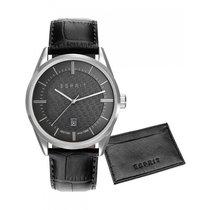 Esprit Zeljezo 44mm Kvarc ES109421001 nov