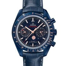 Omega Speedmaster Professional Moonwatch Moonphase 304.93.44.52.03.002 2019 new