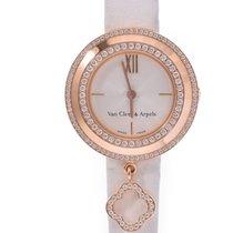 Swatch Ouro rosa Quartzo Prata 25mm usado