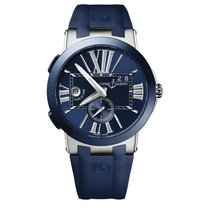 Ulysse Nardin Executive Dual Time 243003/43 new