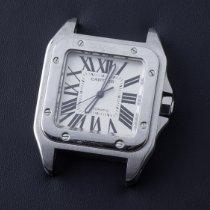 Cartier Santos 100 Stahl Weiß Römisch Deutschland, München