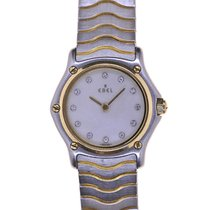 Ebel 1057901 Steel 1995 Classic 23.1mm pre-owned