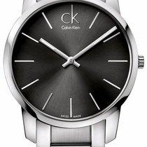 ck Calvin Klein Steel K2G21161 new