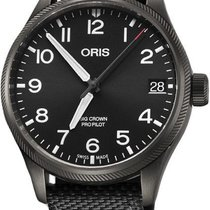 Oris Big Crown ProPilot Date 01 751 7697 4264-07 5 20 15GFC nouveau