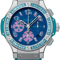 Hublot Big Bang Pop Art Azul